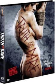 Truth or Dare (Limited Mediabook, Cover B) (2013) [FSK 18]
