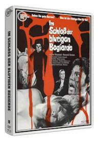 Im Schloß der blutigen Begierde (Limited Edition, Blu-ray+DVD) (1968) [FSK 18] [Blu-ray]
