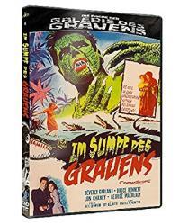 Im Sumpf des Grauens (Die Rache der Galerie des Grauens 5) (Limited Edition, Blu-ray+DVD) (