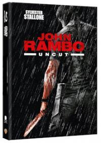John Rambo (Uncut, Limited Mediabook, Blu-ray+DVD) (2008) [FSK 18] [Blu-ray]