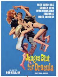Junges Blut für Dracula (Limited Mediabook, Blu-ray+DVD, Cover A) (1970) [Blu-ray]