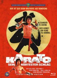 Karato - Sein härtester Schlag (Limited Mediabook, Blu-ray+DVD, limitiert auf 1000 Stück) (1975) [FSK 18] [Blu-ray]