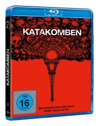 Katakomben (2014) [Blu-ray]