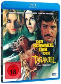 Der schwarze Leib der Tarantel (1972) [FSK 18] [Blu-ray]