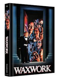 Waxwork (Limited Mediabook, Blu-ray+DVD, Cover B) (1988) [Blu-ray]