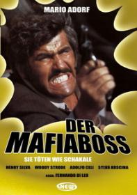Der Mafiaboss - Sie töten wie Schakale (Cover A) (1973) [FSK 18] [Gebraucht - Zustand (Sehr Gut)]