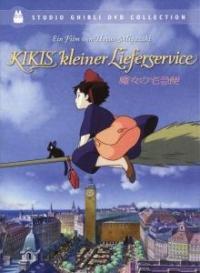 Kikis kleiner Lieferservice (Deluxe Edition, 2 DVDs) (1989)