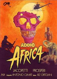 Africa Addio (Limited Mediabook, Blu-ray+DVD, Cover B) (1966) [FSK 18] [Blu-ray]