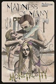 MADNESS OF MANY / MONSTROSITY (2 DVDs) (2013) [FSK 18]