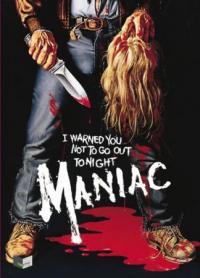 Maniac (3 Discs Mediabook, Cover A, Blu-ray+DVD) (1980) [FSK 18] [Blu-ray]
