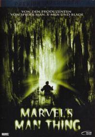 Marvel's Man-Thing (2004) [Gebraucht - Zustand (Gut)]