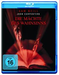 Die Mächte des Wahnsinns (1994) [Blu-ray]