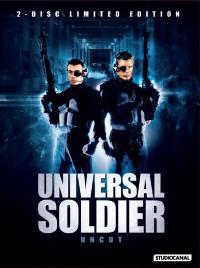 Universal Soldier (Limited Mediabook, Blu-ray+DVD) (1992) [FSK 18] [Blu-ray]