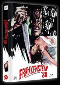 Frankenstein 80 (Limited Mediabook, Blu-ray+DVD, Cover C) (1972) [FSK 18] [Blu-ray]