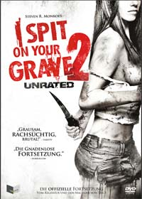 I Spit on Your Grave 2 (uncut, Neuauflage) (2013) [FSK 18]