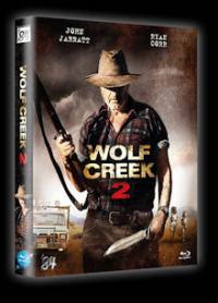 Wolf Creek 2 (Kleine Hartbox) (2013) [FSK 18] [Blu-ray]