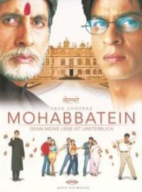 Mohabbatein - Denn meine Liebe ist unsterblich (2 DVDs) (2000)