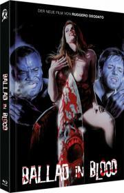 Ballad in Blood (Limited Mediabook, Blu-ray+DVD, Cover B) (2016) [FSK 18] [Blu-ray]