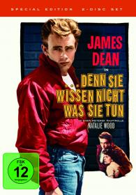 ... denn sie wissen nicht, was sie tun (Special Edition, 2 DVDs) (1955)