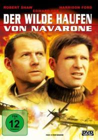 Der wilde Haufen von Navarone (1978) [Gebraucht - Zustand (Sehr Gut)]