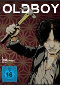 Oldboy (4 Disc Limited Mediabook, Blu-ray+2 DVDs+CD)  (2003) [Blu-ray]
