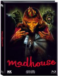 Madhouse - Party des Schreckens (Limited Mediabook, Blu-ray+DVD, Cover B) (1980) [FSK 18] [Blu-ray]