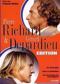 Pierre Richard & Gérard Depardieu Edition (3 DVDs) [Gebraucht - Zustand (Sehr Gut)]