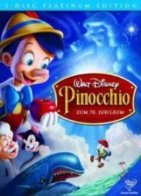 Pinocchio (2 DVDs, Platinum Edition zum 70. Jubiläum) (1940)