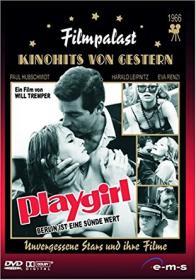 Playgirl - Berlin ist eine Sünde wert (1966) [Gebraucht - Zustand (Sehr Gut)]