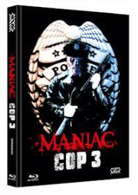 Maniac Cop 3 (Limited Mediabook, Blu-ray+DVD, Cover C) (1992) [FSK 18] [Blu-ray]