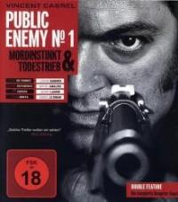 Public Enemy No. 1 - Mordinstinkt/Todestrieb (2 Discs) (2008) [FSK 18] [Blu-ray]
