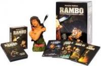Rambo - Complete Collectors Edition (Limitierte Edition mit Büste, 4 DVDs, Uncut) [FSK 18]