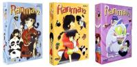 Ranma 1/2 - Monsterbox (Boxen 1-3) (15 DVDs)