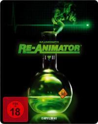 Re-Animator / Bride Of Re-Animator (2-Disc Steelbook Edition) [FSK 18] [Blu-ray] [Gebraucht - Zustand (Sehr Gut)]