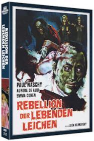 Die Rebellion der lebenden Leichen (Blutrausch der Zombies) (Limited Edition, Blu-ray+DVD) (1972) [FSK 18] [Blu-ray]