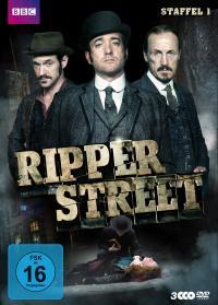 Ripper Street - Staffel 1 (3 DVDs)