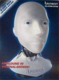 I, Robot (Special Edition Head, 2-Disk limitierte Auflage) (2004)