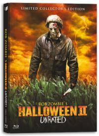 Halloween II (Uncut Limited Collector's Edition, Mediabook, Blu-ray+DVD) (2009) [FSK 18] [Blu-ray]