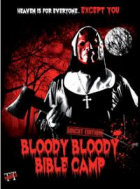 Bloody Bloody Bible Camp (Limited Mediabook, Blu-ray+DVD, Cover A) (2011) [FSK 18] [Blu-ray]