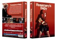 Rosemary's Baby (Limited Mediabook, Blu-ray+DVD, Cover C) (1968) [Blu-ray]