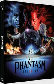 Phantasm IV: Oblivion (Limited Mediabook, Blu-ray+DVD, Cover C) (1998) [FSK 18] [Blu-ray]