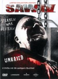Saw IV (Unrated, Limited Collector's Edition, 2 DVDs) (2007) [FSK 18]