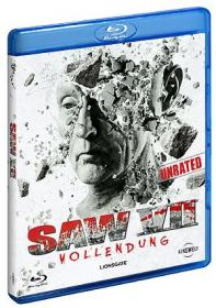 Saw 7 (Uncut) (2010) [FSK 18] [Blu-ray]