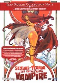Sexual-Terror der entfesselten Vampire (Limited Mediabook, Blu-ray+DVD, Cover A) (1971) [FSK 18] [Blu-ray]