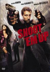 Shoot 'Em Up (2007) [FSK 18] [Gebraucht - Zustand (Sehr Gut)]