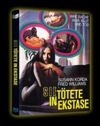 Sie tötete in Ekstase (Kleine Hartbox, Limitiert auf 99 Stück, Cover A) (1971) [FSK 18] [Blu-ray]