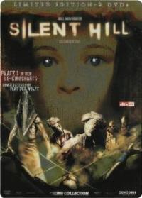 Silent Hill (Limited Edition, 2 DVDs im Steelbook) (2006) [Gebraucht - Zustand (Sehr Gut)]