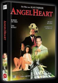 Angel Heart (Limited Mediabook, Blu-ray+DVD, Cover C) (1987) [Blu-ray]