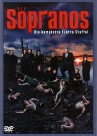 Die Sopranos - Die komplette fünfte Staffel (4 DVDs)