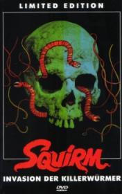 Squirm (Große Hartbox, Uncut) (1976) [FSK 18] [Gebraucht - Zustand (Sehr Gut)]